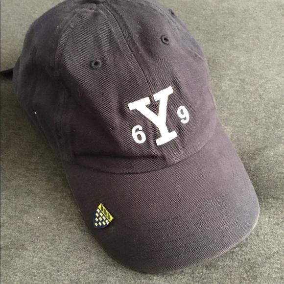5dac40a576a1b0 YtB Accessories   Yale Is Too Basic Vintage 69 Hat Brandord   Poshmark